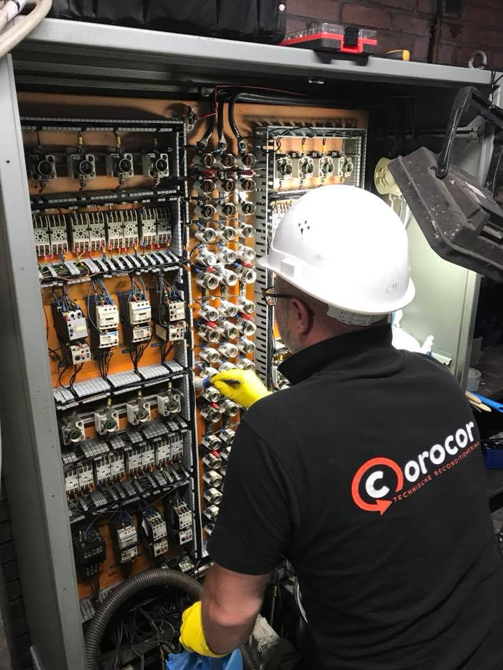 Corocor technische reconditioneering